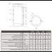 Буферная емкость - теплоаккумулятор Ecosystem P 1000