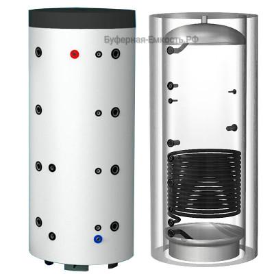 Буферная емкость - теплоаккумулятор Hajdu AQ PT 750 C