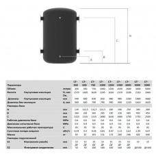 Аккумулятор холода S-Tank CT 1000