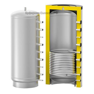 Буферная емкость - теплоаккумулятор S-Tank AT Mono 750