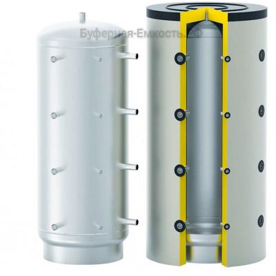 Буферная емкость - теплоаккумулятор S-Tank AT 750