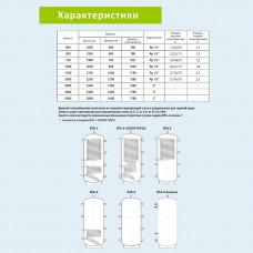 Теплоаккумулятор Теплобак ВТА-4-ЭКОНОМ 300