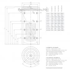 Теплоаккумулятор Tesy V 15S 500 75 F42 P5